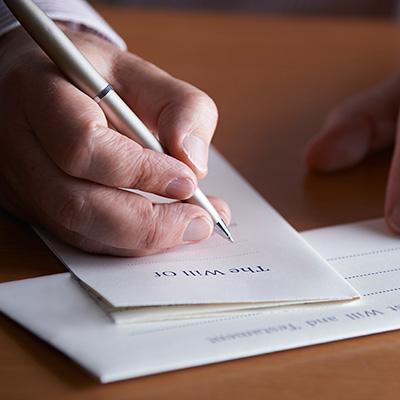 Tax, Trust & Probate Matters